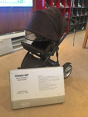 Steel Craft Strider Compact With Second Seat