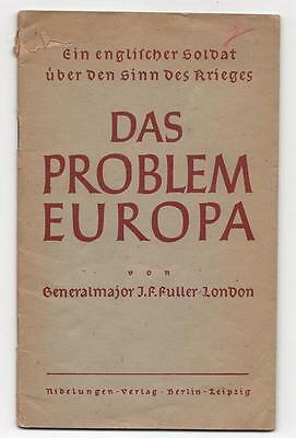 German WWII Book by British Army General