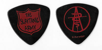 Slayer version 2 tour guitar pick