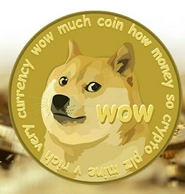 10000 Dogecoin - Delivery in 24 Hours.