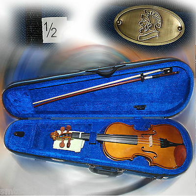 Stentor Student 1/2 Size Violin Outfit inc. Case, Bow, Rosin - Read description