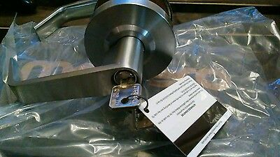 Medeco Lock Entry Lever Medeco M3 Cylinder 2 Keys and Card Commercial Heavy Duty