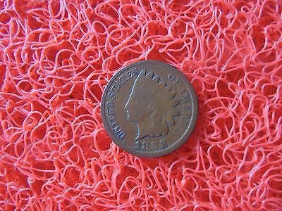 1888 USA Indian Head One Cent WoW !!!