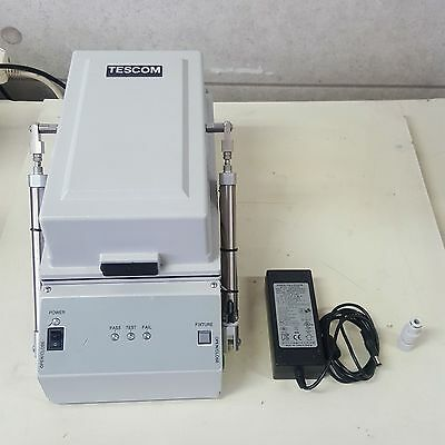 Used Tescom TC-5910DP - Pneumatic RF Sheild Box