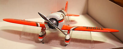 "1929 Airplane ""travel Air"" - Diecast  Bank - 1/25  - Nib First Ed.- Trustworthy"