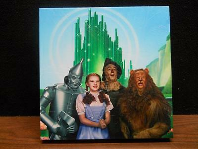 Canvas Wall Art The Wizard of Oz 12x12 Four Friends Dorothy Judy Garland