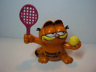 Garfield als Tennisspieler Bully West Germany - gebraucht