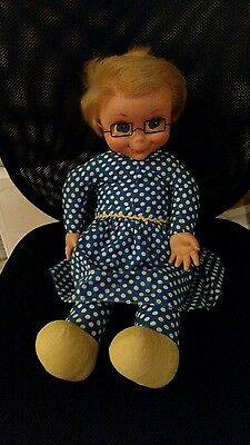 1967 Dated Mrs Beasley Doll. Has Flaws