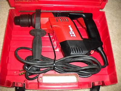 Hilti TE-5 Electric Rotary Hammer Drill with case  *excellent*