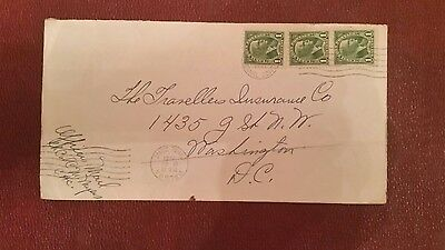 Office mail of Col.C.Myers 1941 mail cover