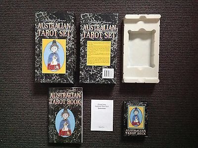Granny Jones Australian Tarot Set NEW IN BOX - RARE