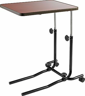 Adjustable Overbed Transportable Table with Tilt Facility -From Argos on ebay