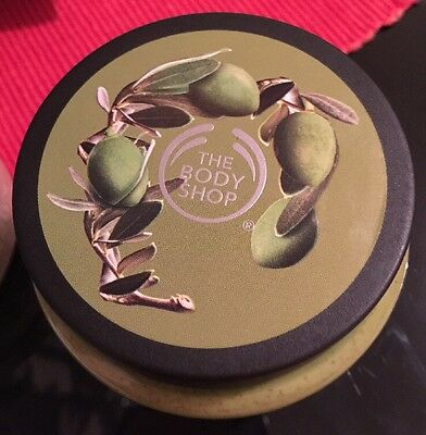 The Body Shop Olive Exfoliating Cream Body Scrub Smoothes And Refines Skin 250 m