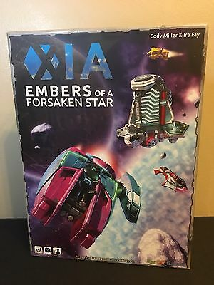 Xia: Embers Of A Forsaken Star Board Game Expansion New