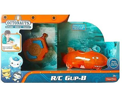 Fisher Price Octonauts  Remote Controlled Gup B Playset Brand New Dgd59 R/c Pod