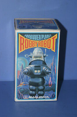 ROBBY The ROBOT WIND-UP MADE IN JAPAN MASUDAYA 1983 MGM