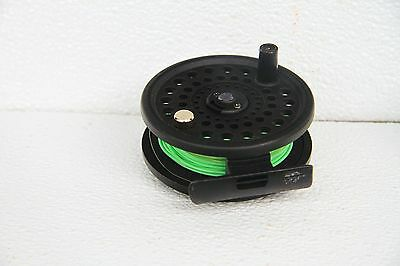 Scientific Anglers Concept 58 Fly Fishing Reel with backing and # 6 Line.