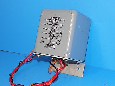 *** Vintage Triad Hsm-236 Filament Transformer