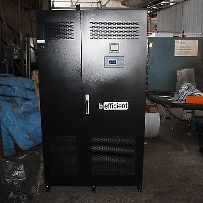 b-efficient Voltage Optimiser regulator BET-S 250 250KVA 3~ 380A power filter
