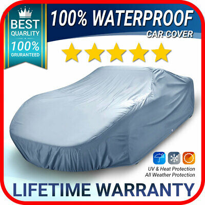 BMW Z4 [Custom-Fit] 100% Weatherproof Car Cover - Lifetime Warranty!