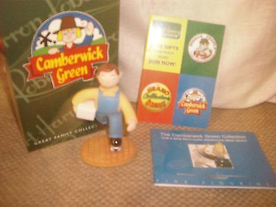 New Boxed Mint Cond Robert Harrop Camberwick Green Whizzing Along Paddy Murphy