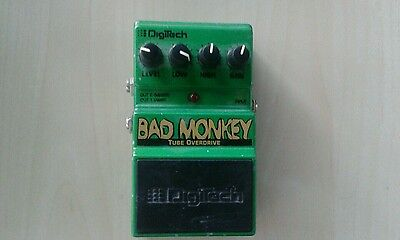 Digitech Bad Monkey  Effect Pedal Distortion