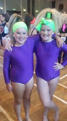 U12 Pairs Freestyle Dance Costume