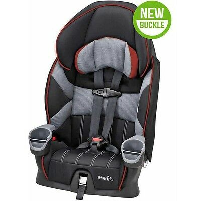 New Evenflo Maestro Harnessed Booster Car Seat Wesley ORIGINAL Safety Baby Kids