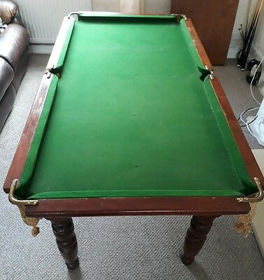 Ej Riley Snooker/dining Table