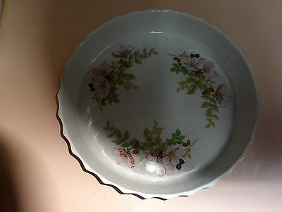 PORTMEIRION  large quiche dish