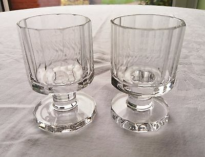 Rosenthal Studio Line Footed Wine/water Glasses