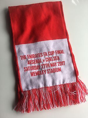 arsenal fa cup final Scarf & Flag