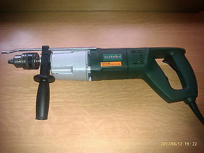 METABO BDE 1100 HIGH TORQUE ROTARY DIAMOND CORE DRILL 1100w 110v  VERY CLEAN