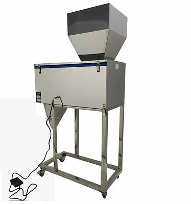 20-2500g Automatic Weigh Powder Subpackage Filling Machine for Tea Grain Seed