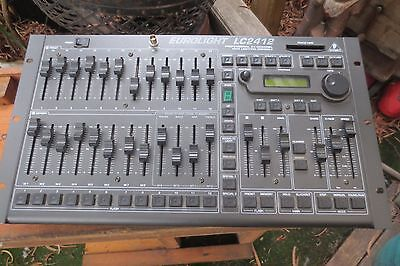Lc2412 Behringer Eurolight Professional 24Channel Dmx Lighting Console