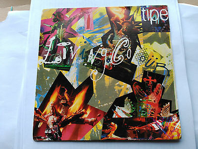 Promo Single Sided 7'' Living Colour - Type - Epic Spain 1990 Vg+