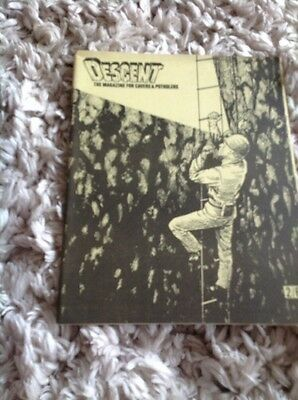 DESCENT - The magazine for cavers and potholers - No 6 August 1969