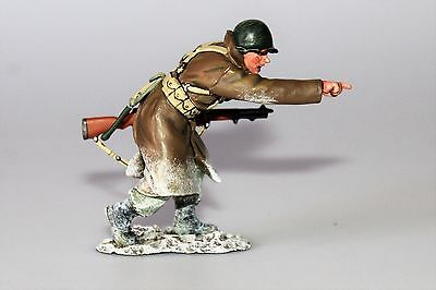 King And (&) Country Bba001 Soldat Americain Us Ardennes Bastogne 1944