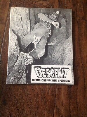 DESCENT - The magazine for cavers and potholers - No 21 May 1972