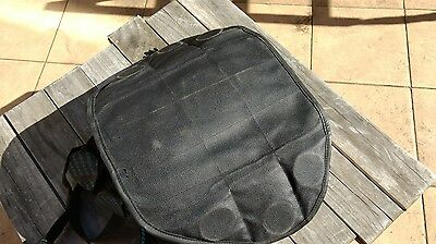 Motorcycle tank bag; Oxford magnetic; perfect condition; seldom used