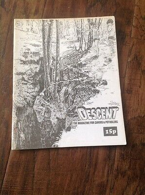 DESCENT - The magazine for cavers and potholers - No 20 March 1972