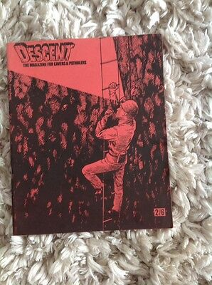 DESCENT - The magazine for cavers and potholers - No 9 December 1969