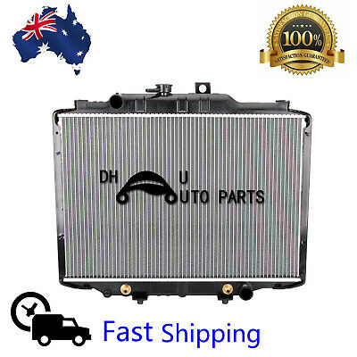 Radiator For Mitsubishi SJ Series Express Van L300 L400 '94-'05 Auto/Manual