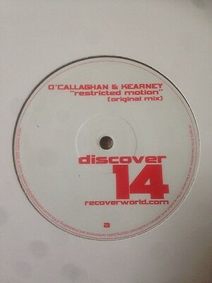 O'Callaghan & Kearney - Restricted Motion
