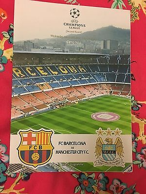 Barcelona v Manchester City - Champions League - 12/03/2014