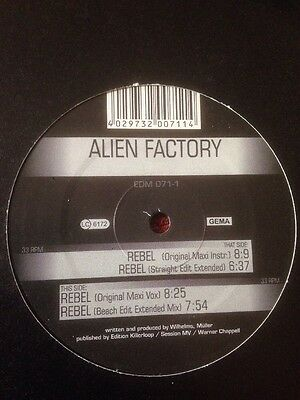 Alien Factory - Rebel