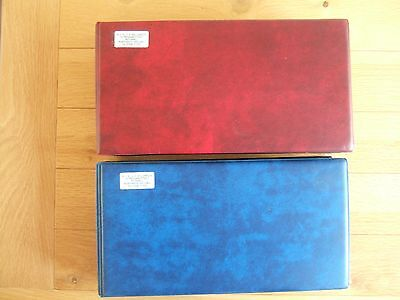 GREAT BRITAIN 1984-91 73 x SOTHEBYS COLLECTION SERIES FIRST DAY COVERS 2 ALBUMS