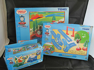 Trackmaster Tomica Thomas Tank Playsets with Train