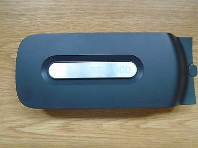 Official Xbox 360 120Gb Clip-On Hard Drive-Ready To Use