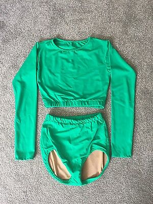 Girls Freestyle Dance Costume. Under 14's.